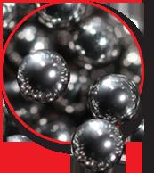 Chrome Grinding Balls